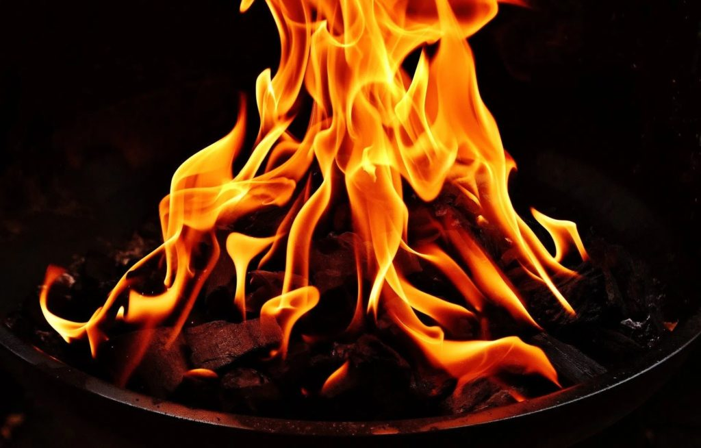 burningy ceremony