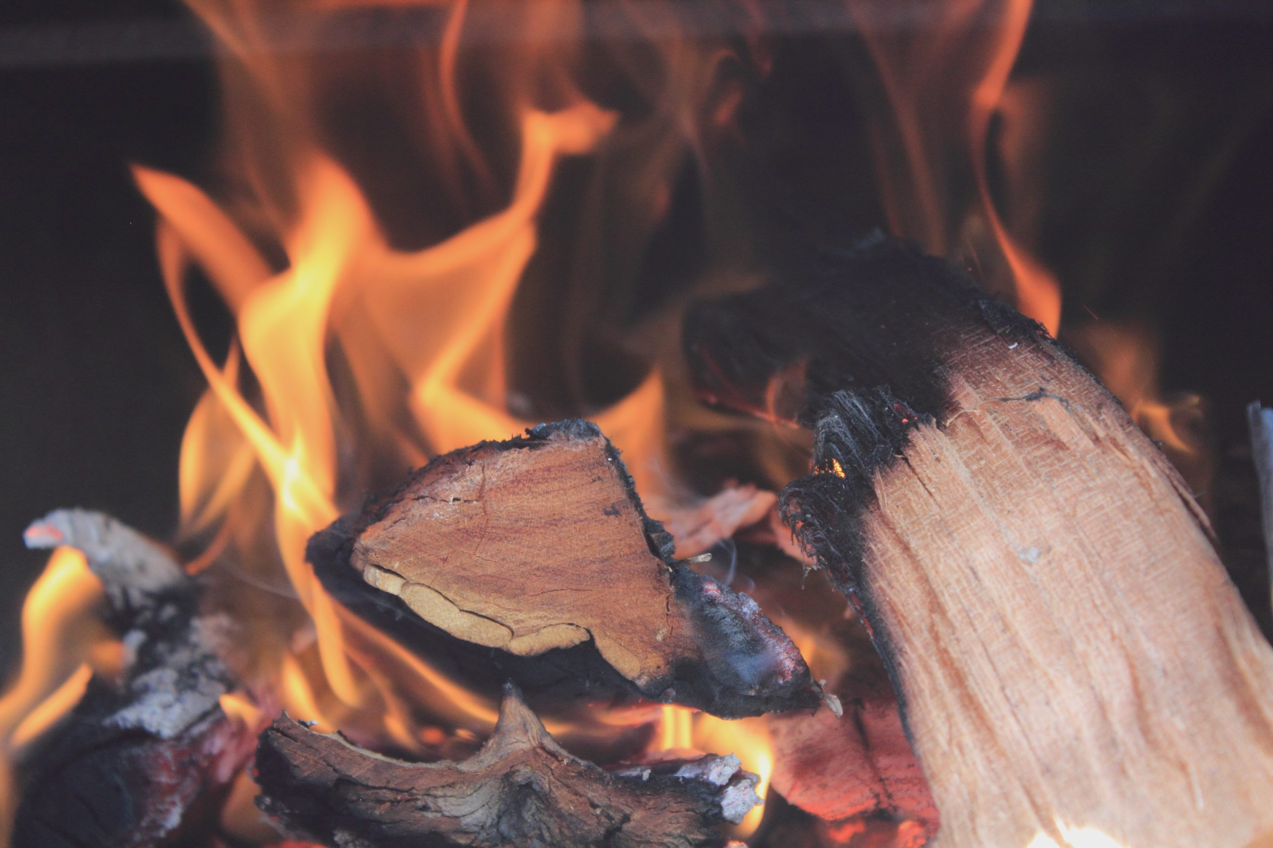 Burning ceremonies to heal and release